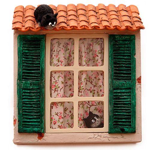 Скульптура Parastone Кошко-Дом, фото