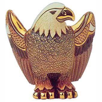 Фигурка De Rosa Rinconada Орел Золотой, фото