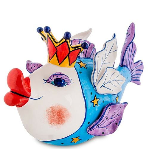 Фигура Pavone Blue Sky Рыба Королева, фото