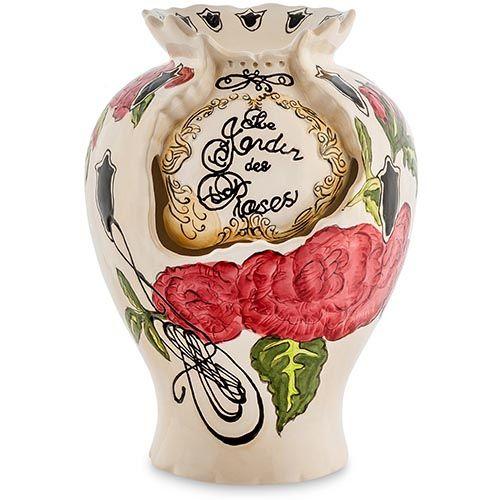 Фонтан декоративный Pavone Blue Sky Розовый сад, фото