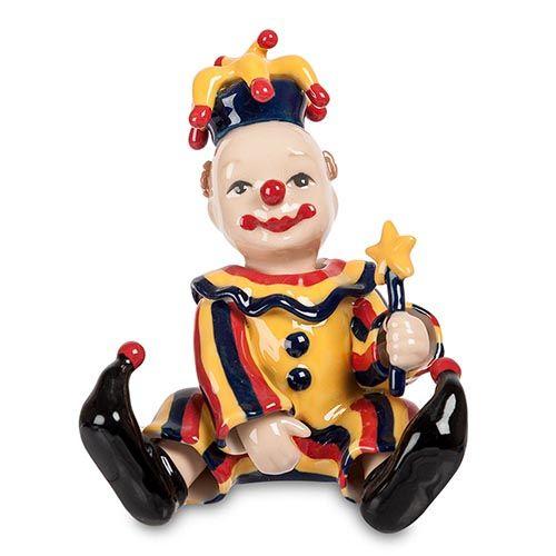 Фигурка Pavone CMS Клоун с волшебной палочкой, фото