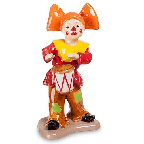 Фигурка Pavone CMS Клоун с барабаном, фото