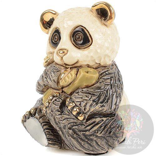 Фигурка De Rosa Rinconada Minis Медвежонок Панда, фото