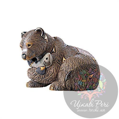 Фигурка De Rosa Rinconada Медведь гризли (большая), фото