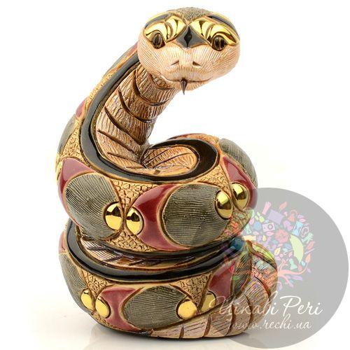 Фигурка De Rosa Rinconada Змея (символ 2013 года), фото