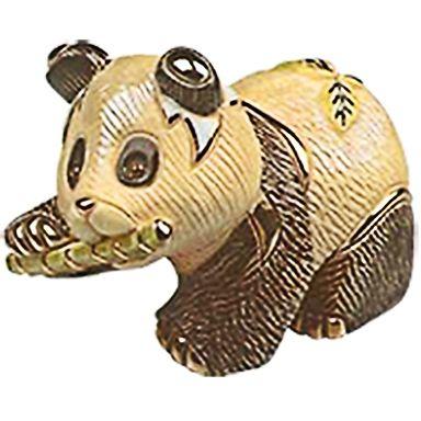 Фигурка De Rosa Rinconada Медвеженок Панда идущая, фото
