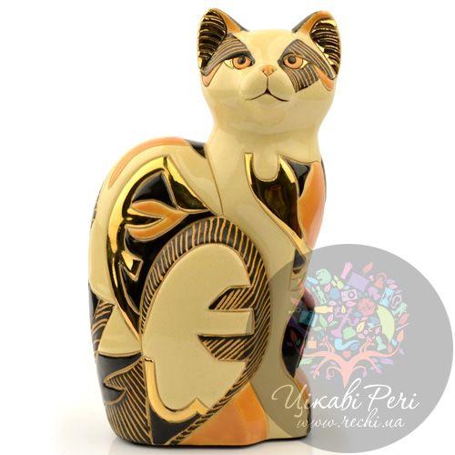 Фигурка De Rosa Rinconada Кошка Пятнистая, фото