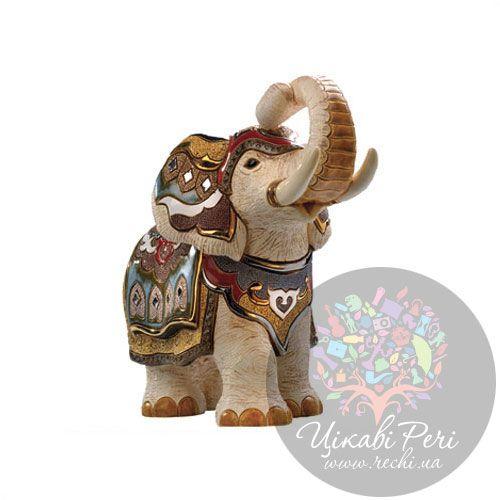 Фигурка De Rosa Rinconada Слон индийский белый De Rosa Rinconada, фото