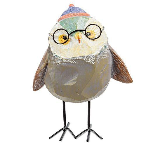 Фигурка Pavone ED Сова в шапочке, фото
