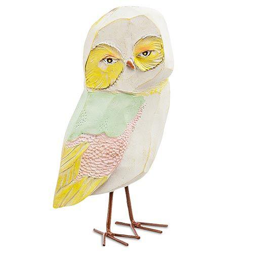 Фигурка Pavone ED Белая сова, фото