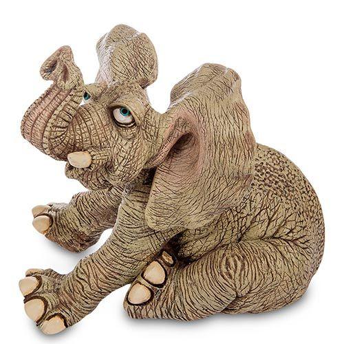 Большая фигура Sealmark из полистоуна Слон, фото