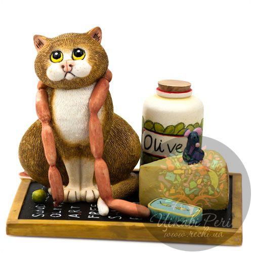 Кот-обжора Enesco, фото