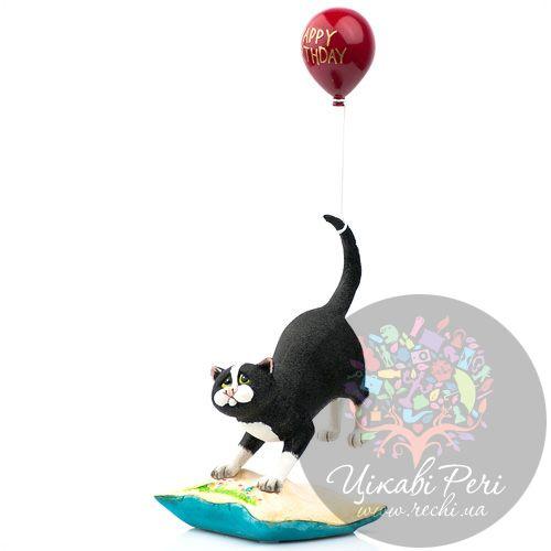 Кот поздравлений, фото