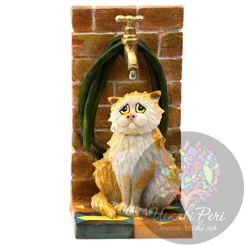 Кот-чистюля Enesco, фото