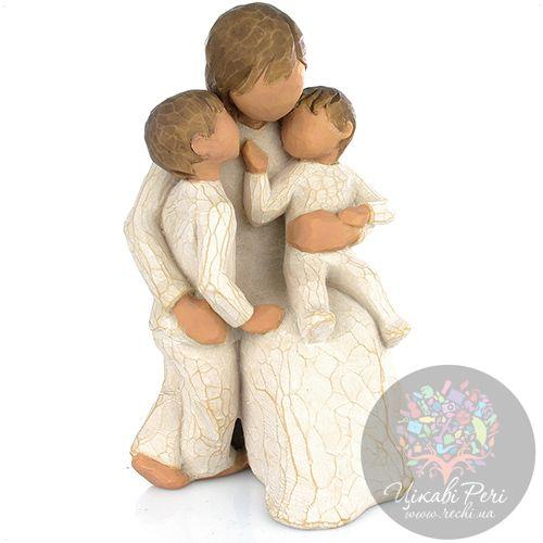 Ангелы с любимой мамой Enesco, фото