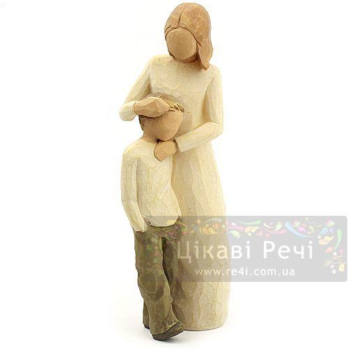 Ангелы мама и сын Enesco, фото