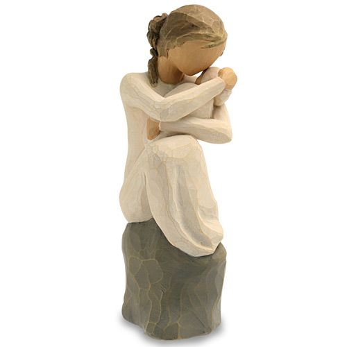 Cкульптура Enesco «Ангел Хранитель», фото