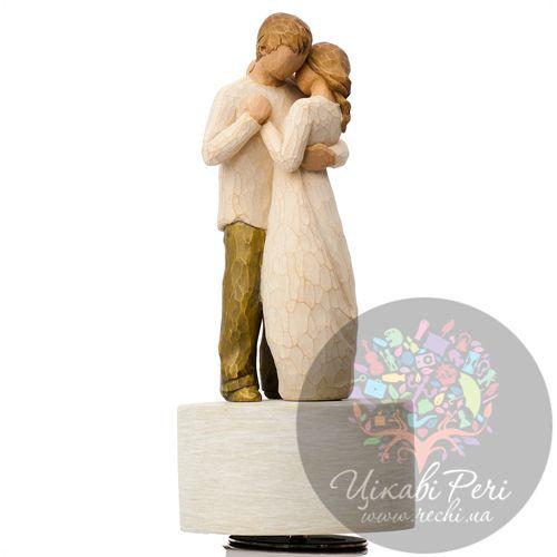 Музыкальная статуэтка Enesco Обещание, фото