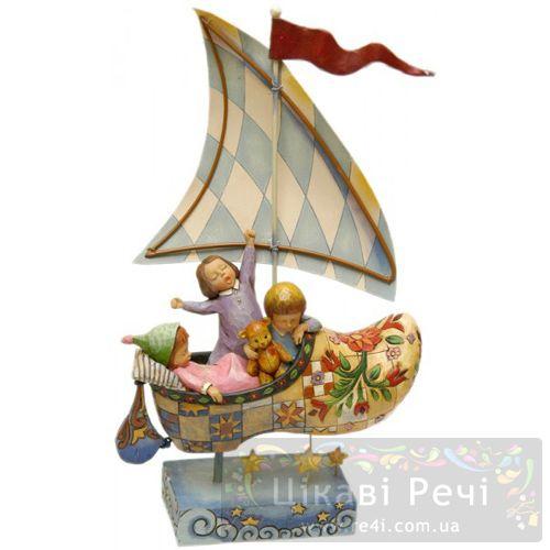 Башмачок - корабль среди снов, фото