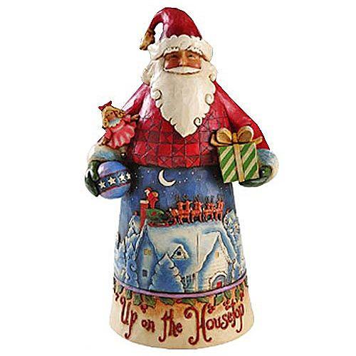 Дед мороз с подарками, фото