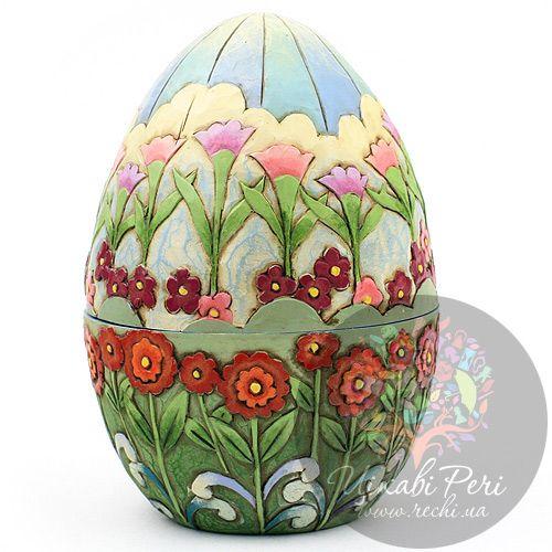 Волшебное яйцо с секретом Enesco, фото