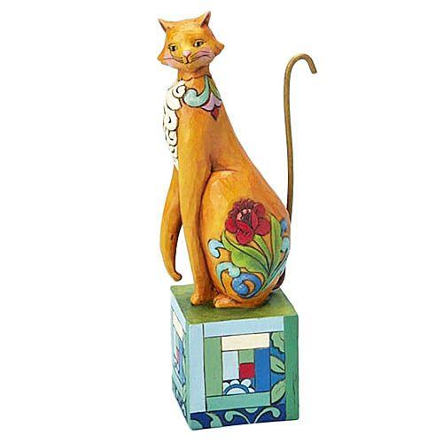 Оптимистичный кот Enesco, фото