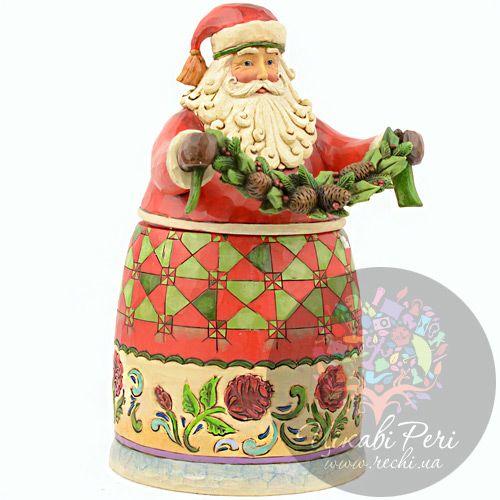 Санта с секретом Enesco, фото