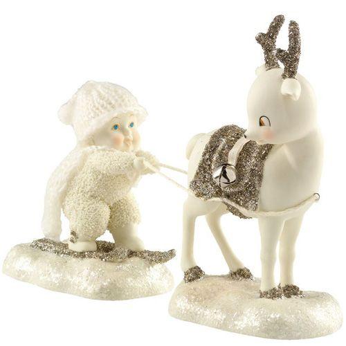 Фигурка Enesco Snowbabies К полету готовы!, фото