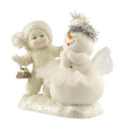 Фигурка Enesco Snowbabies «Милашки», фото