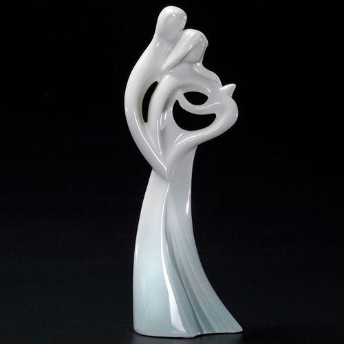 Скульптура «Ты приносишь мир в мое сердце», фото