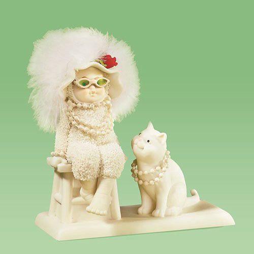 Фигурка Snowbabies «Модница», фото