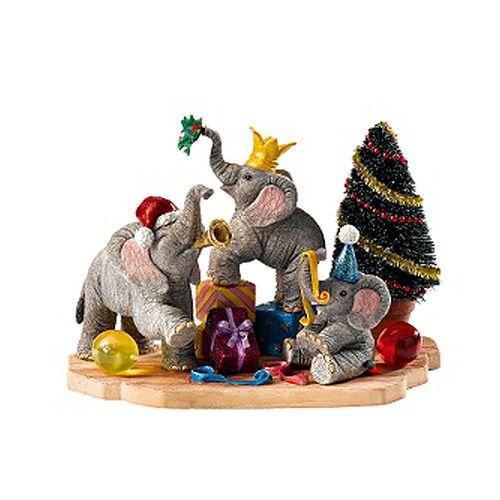 Новогодние слоники, фото