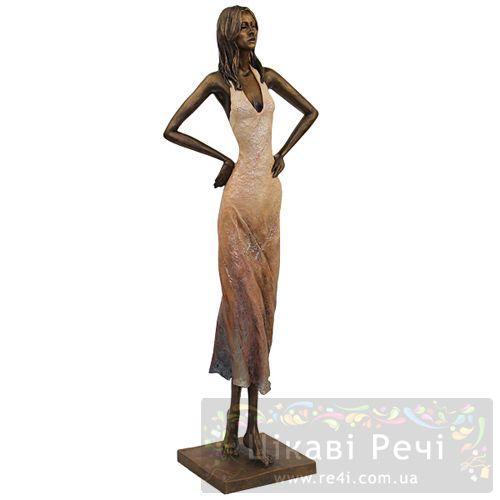 Скульптура Мари, фото
