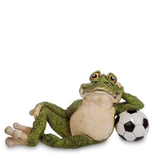 Фигура Sealmark из полистоуна Лягушка-голкипер, фото