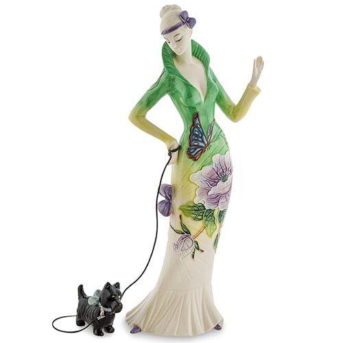Статуэтка Pavone JP Design Девушка Камелия, фото