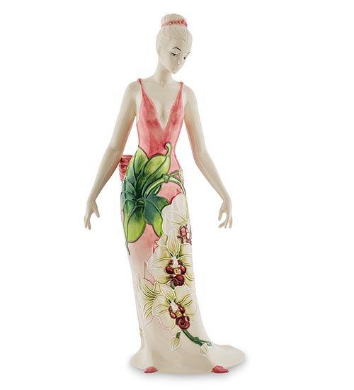 Статуэтка Pavone JP Design Девушка Орхидея, фото