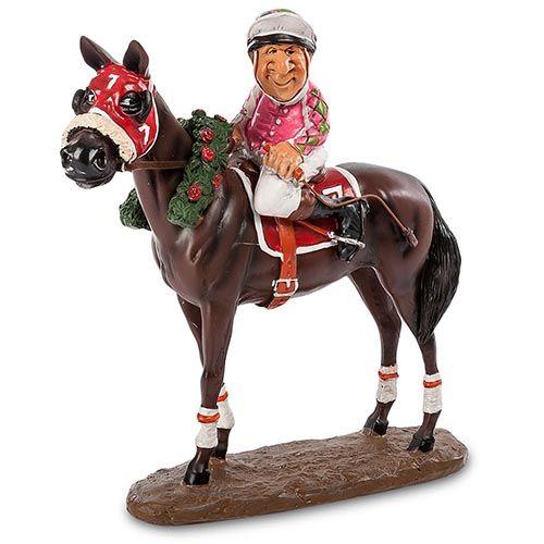 Фигурка Comical World of Stratford Игрок в поло на коне, фото