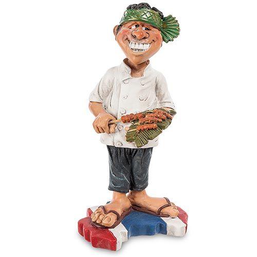 Фигурка Comical World of Stratford Шеф-повар из Тайланда, фото