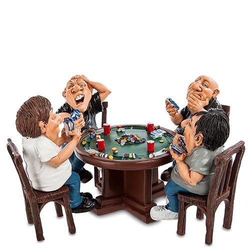 Миниатюра Comical World of Stratford Азартная игра, фото