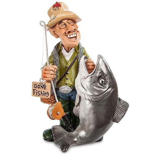 Фигурка Comical World of Stratford Рыбак, фото