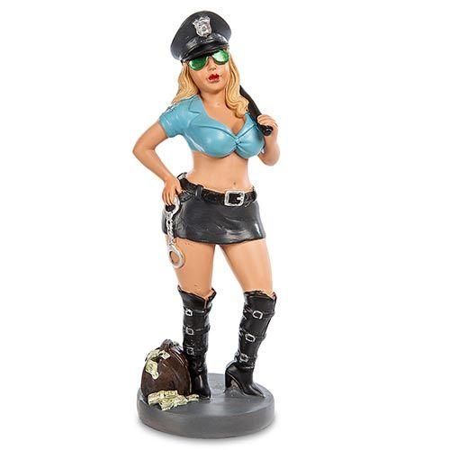 Фигурка Comical World of Stratford Леди Полицейский, фото