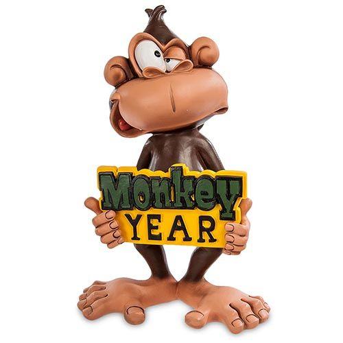 Фигурка Comical World of Stratford Крутая обезьяна, фото