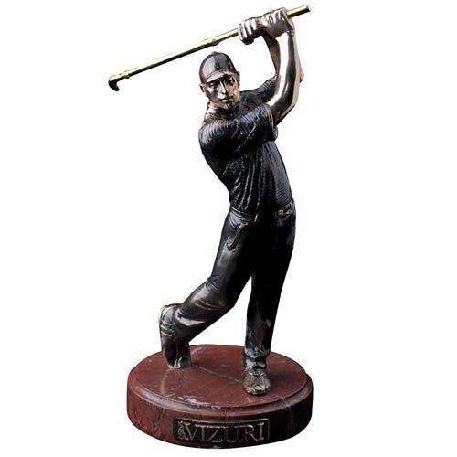 Скульптура Vizuri Игрок в гольф, фото