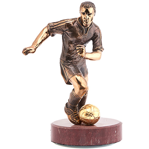 Скульптура Vizuri Футболист, фото