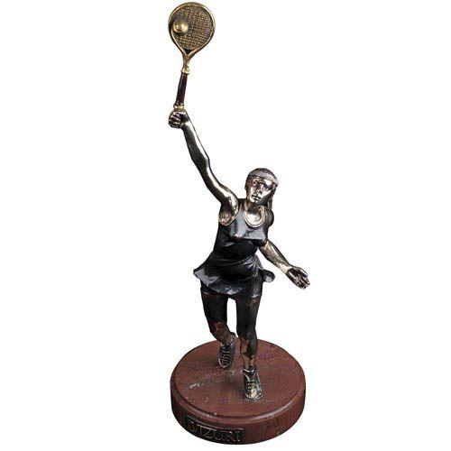 Скульптура Vizuri Теннисистка, фото