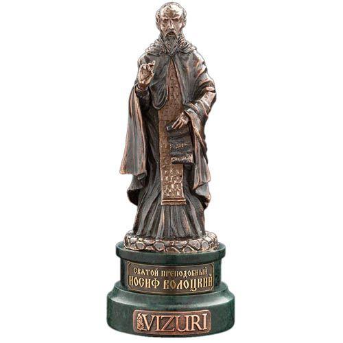 Скульптура Vizuri Преподобный Иосиф Волоцкий, фото