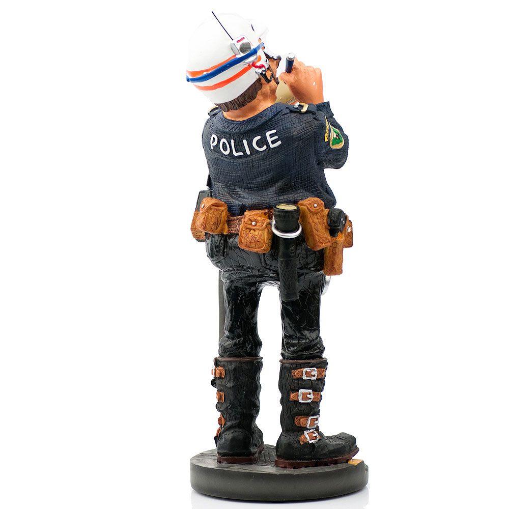 Скульптура Parastone Полицейский большая