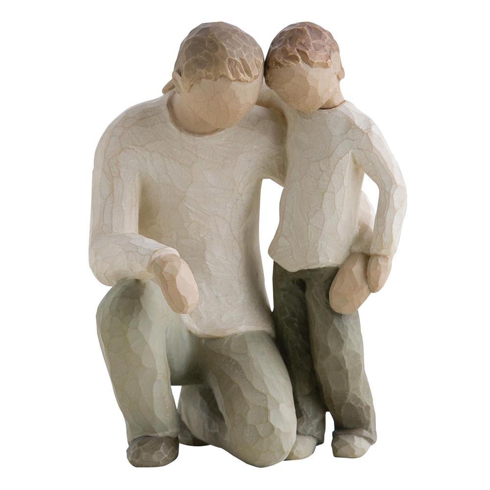 Парная фигурка Enesco Отец и сын