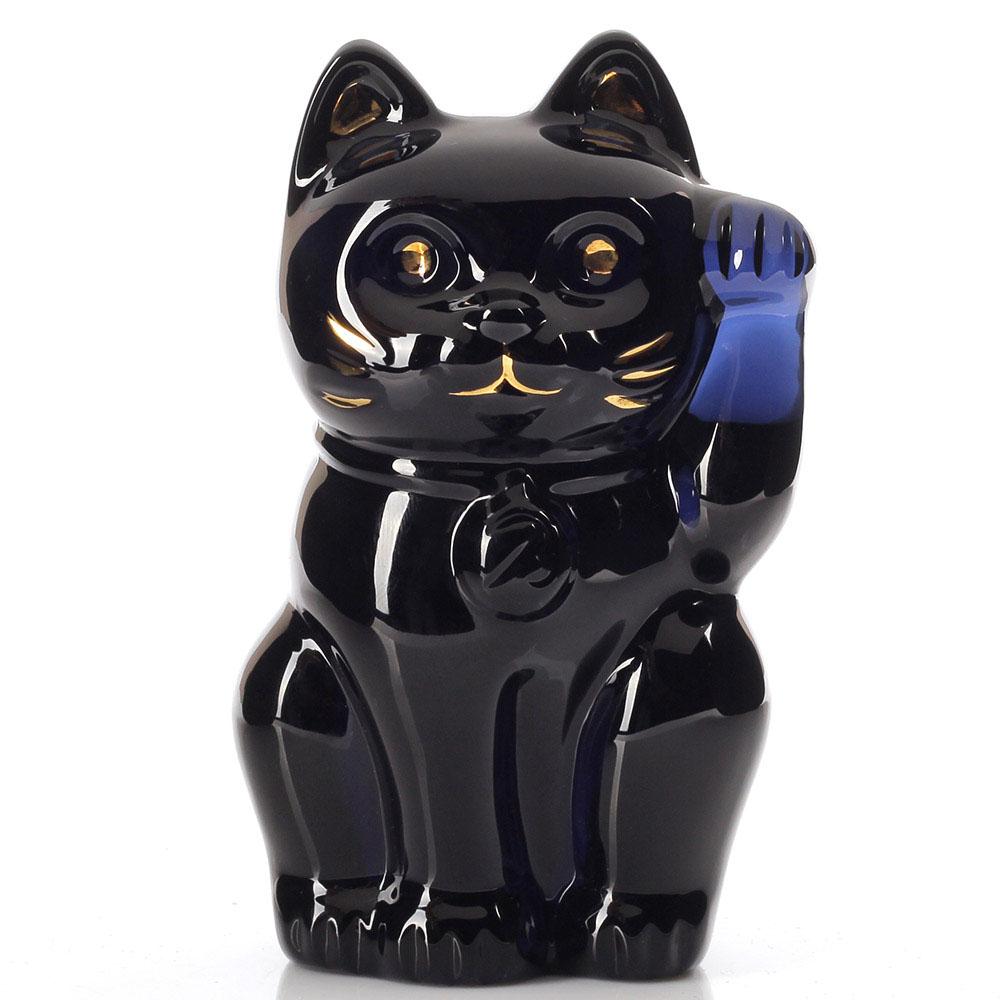 Хрустальная фигурка кошки Baccarat Midnight