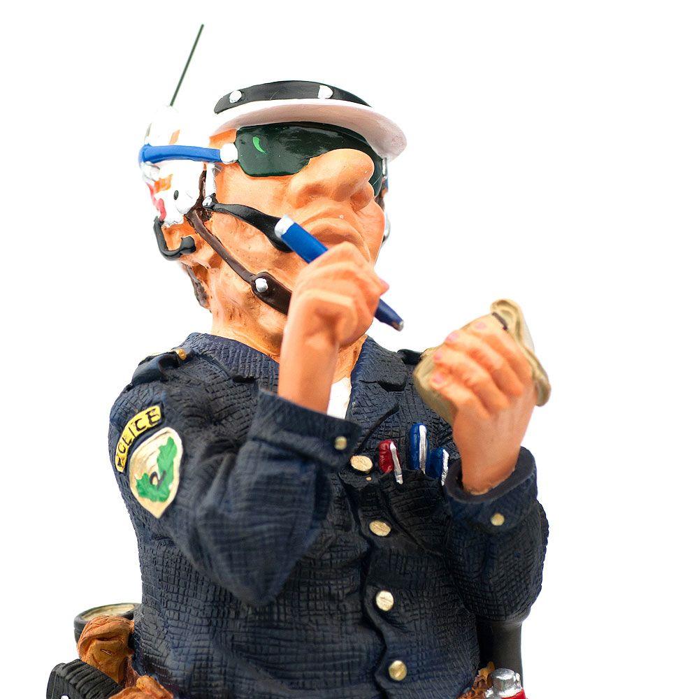 Скульптура Parastone Полицейский малая